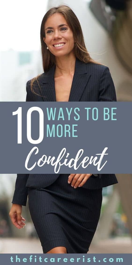 One study found that our self-confidence levels are up to 50% genetic. Bummer! The good news is, the other 50% is the confidence we build for ourselves. With these proven strategies, you can learn to become more confident and improve your self-esteem! #confidence #selfesteem