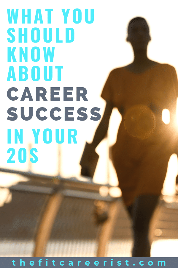 What really *is* career success? If you're a young professional in need of motivation or inspiration, you absolutely need to read this!! #careeradvice #careersuccess #successmindset