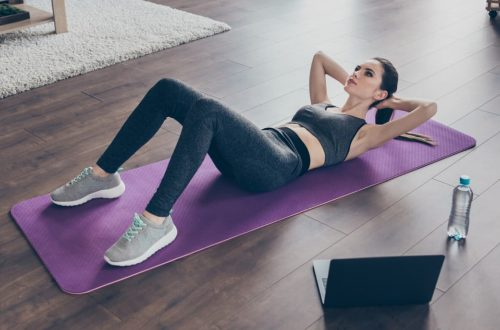 Best Exercise Mat for Hardwood Floors
